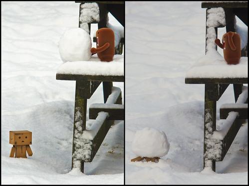 Domo's snowball