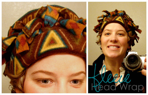 Fleece Head Wrap