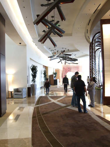 Vdara Hotel, CityCenter Las Vegas by JoeDuck