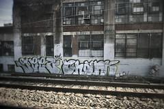 plonk down on the tracks and get my spray on... (damonabnormal) Tags: street city urban streetart philadelphia canon graffiti jan tag streetphotography rr tags tagged urbanart pa philly graff taggers phl 2010 215 philadelphiastreetart railroadgraffiti 40d philadelphiagraffiti philadelphiaurbanart