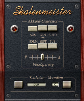 Skalenmeister force to scale MIDI plugin
