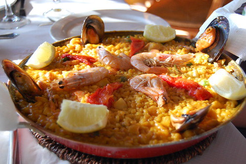 Paella de marisco by EmNo.