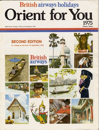 British Airways Brochure