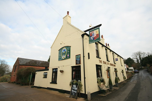 The Duke of Cumberland, Barham, Kent