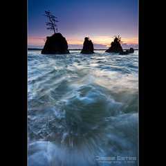 Oregon Coast (Jesse Estes) Tags: oregon coast waves jesseestes jesseestesphotography