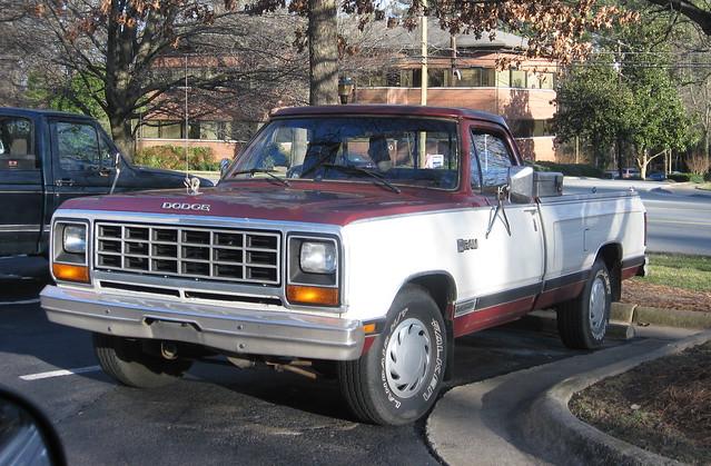 2 two truck nc north pickup carolina 1981 dodge 1983 ram tone ncnick