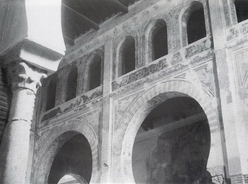 Iglesia de San Román después de la restauración de 1940