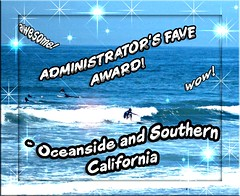 ADMINS AWARD OCEANSIDE