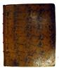 Front cover of binding from Petrarca, Francesco: Secretum de contemptu mundi