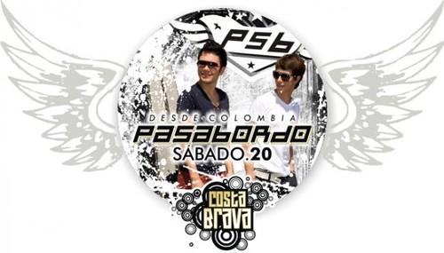 Pasabordo - Costa Brava