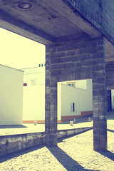 001 copy (il deserto rosso) Tags: architecture vora sizavieira arquitecturaportuguesa quintadamalagueira