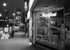 Scan10262 (citatus) Tags: street bw toronto canada 1970 yonge avenue 1980 woodlawn