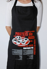 Pasteis de Nata Apron (Portugal, Mon Amour) Tags: art portugal arte handmade artesanato artists artistas