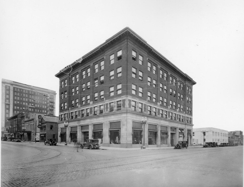 United Light and Power/Iowa-Illinois Gas & Electric Company headquarters