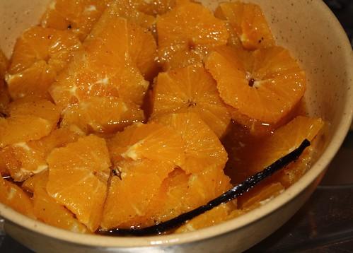 Salade d'Oranges au Caramel