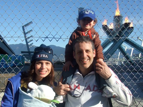 2011 Is The New 2010: Our Day At the Vancouver Winter Olympics