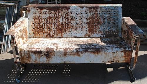 rusty slider