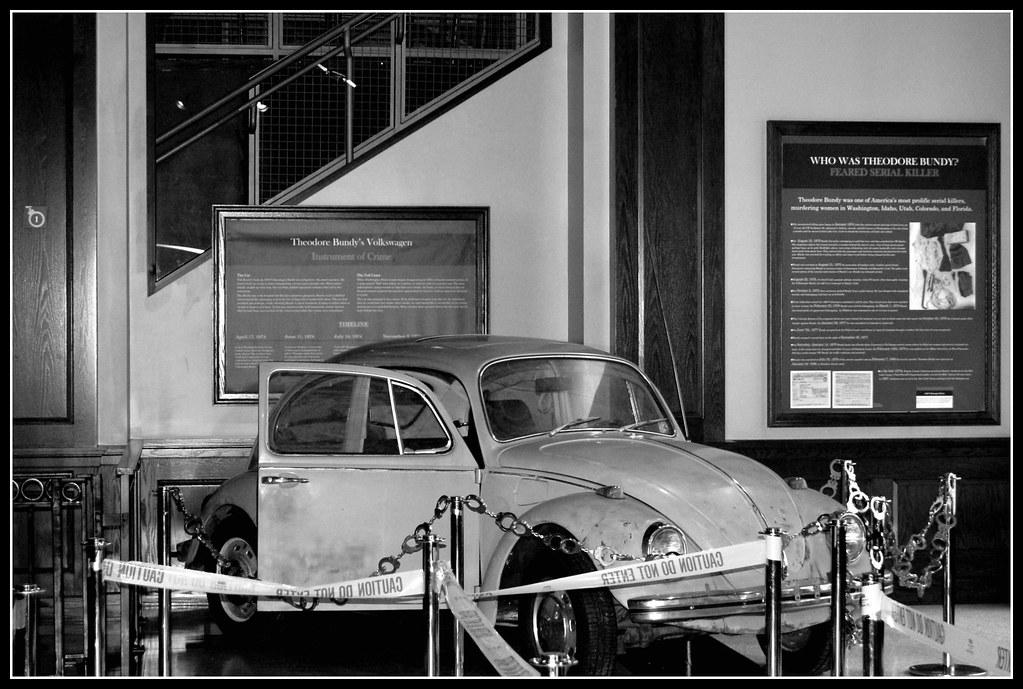 Ted Bundy's VW Beetle