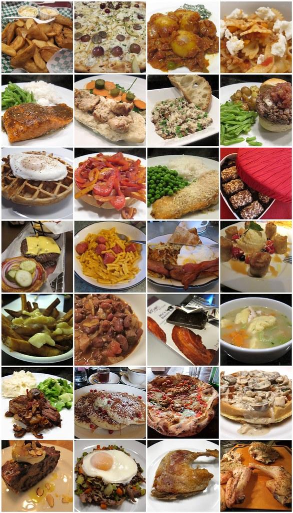 Food 365 February