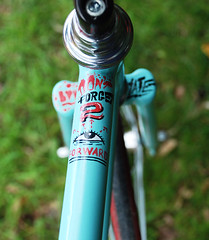 CANTINFLAS Rides With Style! (www.akacorleone.com) Tags: bike bicycle illustration typography frame singlespeed custom coasterbrake akacorleone