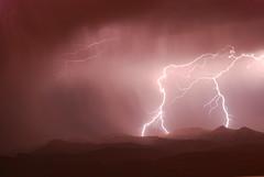 Tormenta 1 (vicvallmit) Tags: storm tormenta lightning beams bariloche rayos relmpago vicvallmit