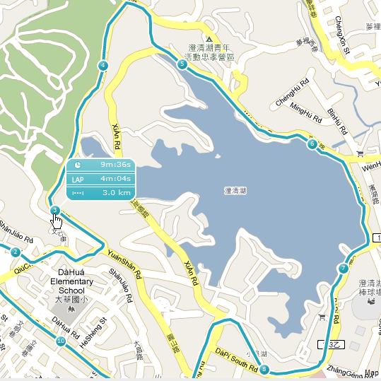 繞行澄清湖 - 2010-03-08_074728