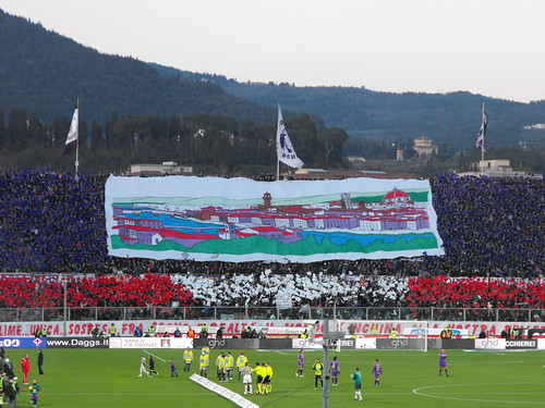 Fiorentina vs juventus - 7 march 2010