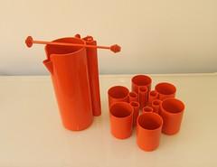 Vitrac 02 (teddy_qui_dit) Tags: orange design ebay pop 70s seventies abs vitrac designpool utopiedutoutplastique