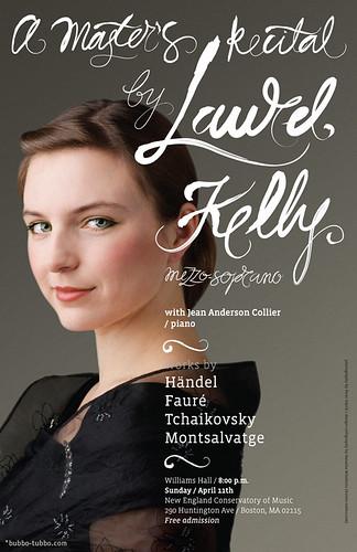 poster for Laurel Kelly