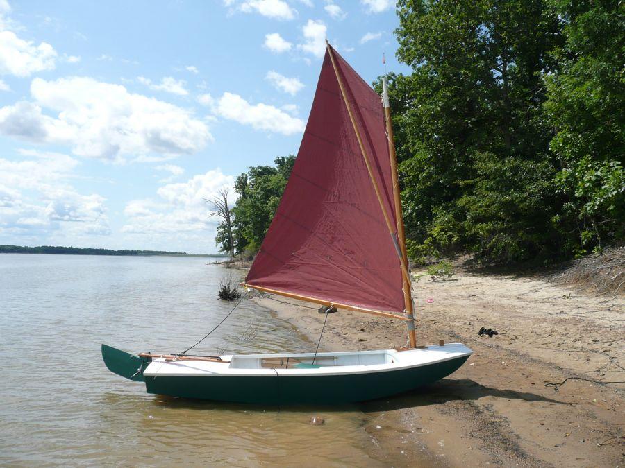 Wooden Garvey Boats