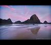 Oregon Coast (Jesse Estes) Tags: oregon sunrise coast 1635ii 5d2 jesseestesphotography