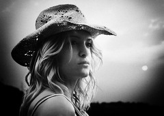 She Is Still My Country Girl (TJ Scott) Tags: cowgirl cinematic cowboyhat countrygirl victoriapratt tjscott
