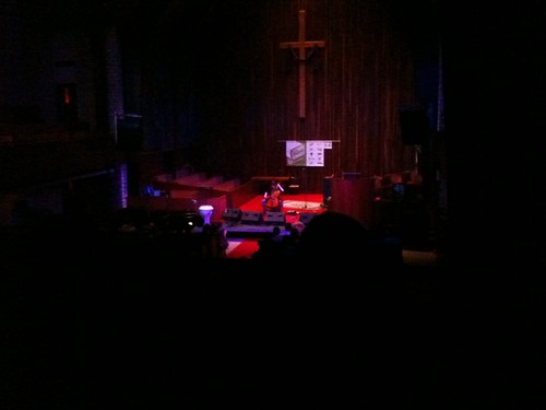 Zoe Keating at Central Presbyterian Church