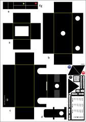 dippold pinhole camera (A4) di Dippold