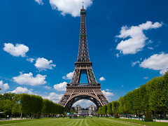 The Eiffel Tower (johnarvee) Tags: paris tower eiffel anawesomeshot scenicsnotjustlandscapes zd918 ringexcellence dblringexcellence