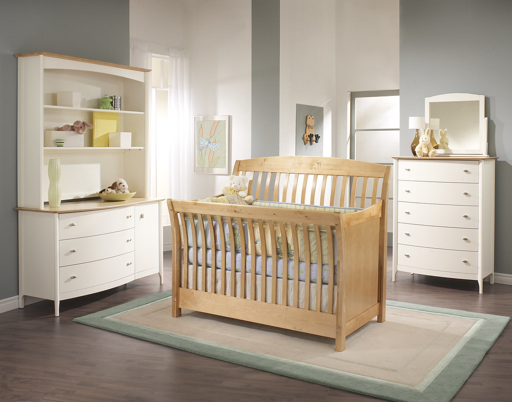 AP Industries - Cambridge collection baby bedroom / Chambre à coucher de bébé collection Cambridge