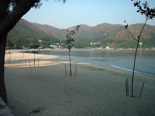 Silvermine Beach