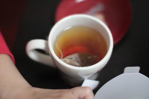 蘋果茶~好喝