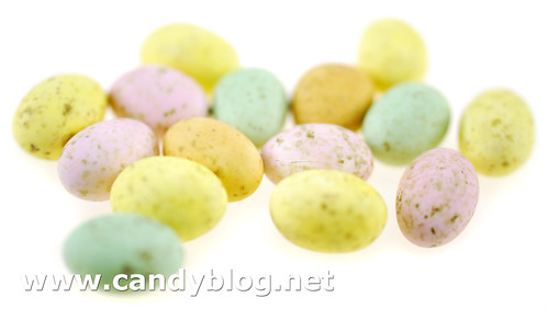 Divine Milk Chocolate Speckled Eggs