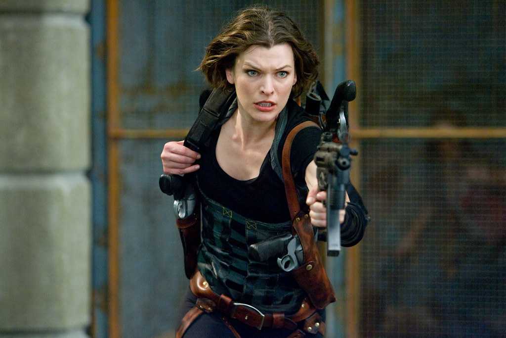 Resident Evil Afterlife Alice HD