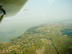 ILG_20051009_04078 (ilg-ul) Tags: airplane hungary aircraft transportation airborne balaton airtransportation remos yr6161 20051007nagykanizsa