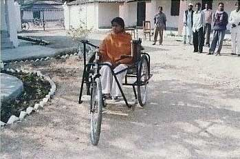 The discrimination faced by the physically disabled