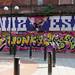 Lower Garfield Street, Belfast - Street Art ( Urban Decay)