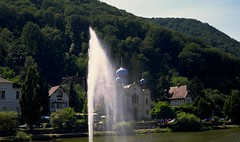 Bad Ems at the river Lahn: spa quarter (suzanahalideeb) Tags: deutschland badems dzt lahntal flusslandschaften kurorte