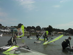 Hen Group Windsurfing