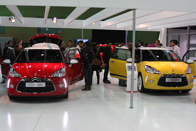 Feria Internacional del Automovil 117
