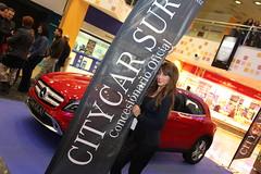 19-Citycar Sur presenta los nuevos Mercedes-Benz Clase C y GLA con la espectacular actuación de Nancys Rubias