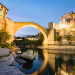 Mostar Blue Hour thumbnail