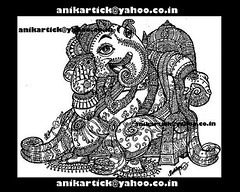 Chennai  Drawing GANESHA- 02(Chennai Art)  - Chennai Animation Artist ANIKARTICK (KARTHIK-ANIKARTICK) Tags: portrait elephant art illustration painting sketch ganesha artist ganesh animation vignesh vinayaka pencilsketch animator indianart vinayak portraitartist animationmentor ganapathy landscapeartist illustrationart kartick ganpathy 2danimation indianartist elephantpictures ganpath arenaanimation chennaiartist godganesha pillaiyaar animationartist anikartick elephantimages sijuthomas tamilnaduartist artistanikartick chennaianimation chennaiart mumbaianimation delhianimation puneanimation 2danimator ganeshpictures ganeshaimages artistthought ganpathybaba thomasphoenix 2danimationartist 2danimationskerches