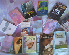 my books (elshainereyes) Tags: summer notebook blood eva faith nick sunday wide young books veronika host playlist awake paulo norah coelho jodi keeping thenotebook ibbotson
